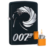 Film & TV Themed Zippo Lighters