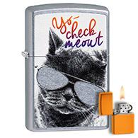 Humor - Funny Zippo Lighters