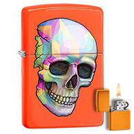 Skull Related Zippo Lighters