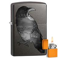 Haunted & Spooky Zippo Lighters