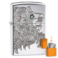 Jewelled Swarovski Zippo Lighters