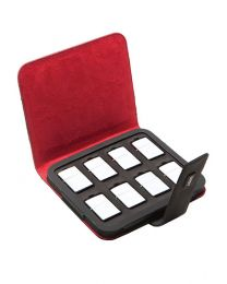 Zippo Soft Collectors Case which Holds 8 Zippo Lighters - Zippo 142653