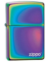 Spectrum Zippo Lighter with Zippo Logo - Zippo 151ZL