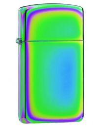 Plain Slim Spectrum Zippo Lighter - Zippo 20493