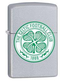Celtic FC Zippo Lighter Official Merchandise - Zippo 205CEL