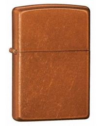 Plain Toffee Coloured Zippo Lighter - Zippo 21184