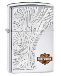 Harley Davidson HD Luxury Logo Zippo Lighter - Zippo 28825