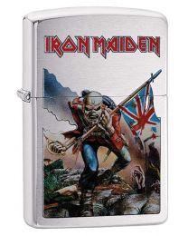 Iron Maiden Zippo Lighter - The Trooper Eddie - Zippo 29432