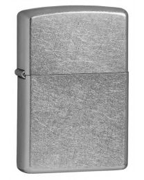 Plain Street Chrome Zippo Lighter - Zippo 207